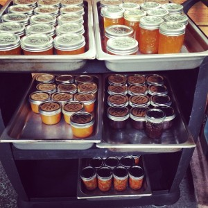 Preserves for days.