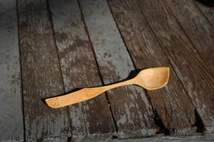 For some great heritage made spoons - check out my friend James Blackwood at Pretty Good Mules!
