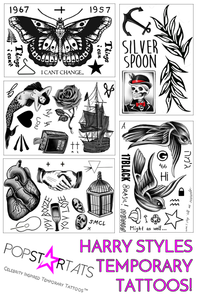 harry-styles-temporary-tattoos